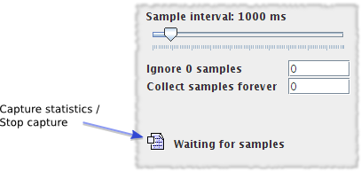 Sample controls